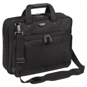 Targus Corporate Traveller 13-14 Topload Laptop Case - Black