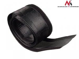 Maclean Maskownica kabli 1.8m 85mm MCTV-675 B black