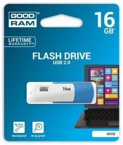 GOODRAM COLOR MIX 16GB USB2.0 MIX