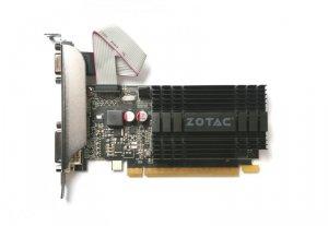 ZOTAC GeForce GT 710 2GB DDR3 64BIT DVI-D/HDMI/HDCP/VGA