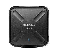 Adata SSD External SD700 1TB USB3.1 Durable Czarny