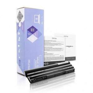 Mitsu Bateria do Dell Latitude E6420 6600 mAh (73 Wh) 10.8 - 11.1 Volt