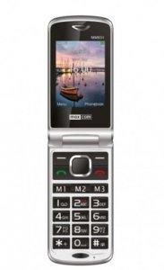 Maxcom MM831BB CZARNY Poliphone/Big button 3G