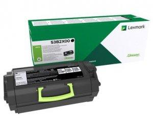 Lexmark Toner MS818dn 45K BK return 53B2X00