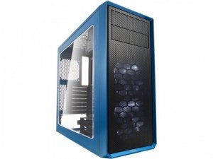Fractal Design Focus G Blue Window 3.5'HDD/2.5'SDD uATX/ATX/ITX