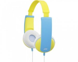 JVC HA-KD7 Żółto-niebieskie