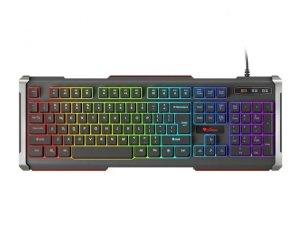 NATEC Klawiatura dla graczy Genesis Rhod 400 podświetlana RGB