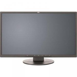 Fujitsu Monitor 21.5 E22-8 TS Pro, EU, E-Line 54.6cm wide Display, IPS, LED, matt black, DP, DVI, VGA, tilt stand