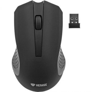 YENKEE Mysz bezprzewodowa 3 przyciski YMS 2015B MONACO, optyczna