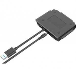 Unitek Adapter USB3.0 - IDE/SATA II; Y-3324