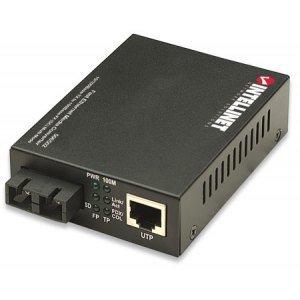 Intellinet Media konwerter 10/100Base-TX RJ45 / 100Base-FX (MM SC) 2km 1310nm