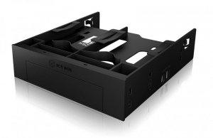 IcyBox IB-5251 Ramka montażowa 2 x 2,5''