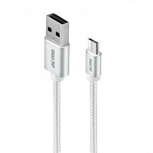 ACME Europe Kabel Micro USB(M) - USB Typ-A(M) CB2011S 1m