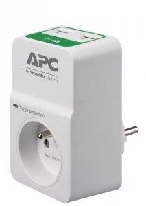 APC Listwa Essential  PM1WU2-FR 1gn. FR / 2xUSB
