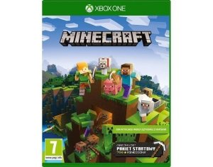 Microsoft Gra Xbox One Minecraft Starter Collection 44Z-00125