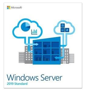 Microsoft Oprogramowanie OEM Win Svr Standard 2019 PL x64 16Core DVD P73-07795