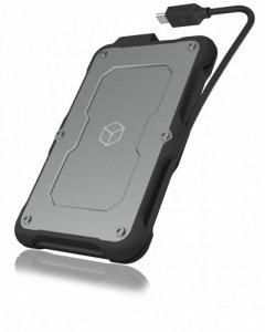 IcyBox Obudowa HDD IB-287-C31 2,5 cala TYPE C