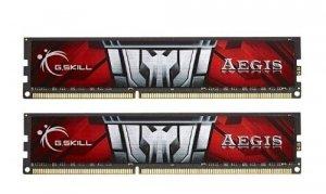 G.SKILL Pamięć do PC DDR3 16GB (2x8GB) Aegis 1333MHz CL9
