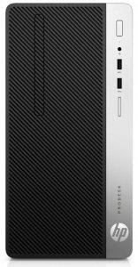 HP Inc. Komputer ProDesk 400MT G6 i5-9500 256/8G/DVD/W10P  7EM13EA