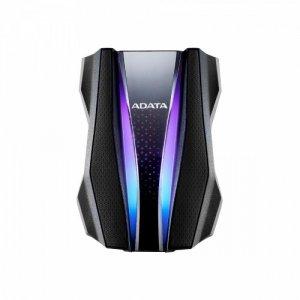 Adata Dysk twardy zewnętrzny HD770G 2TB USB3.2 czarny