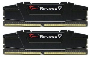G.SKILL Pamięć do PC - DDR4 32GB (2x16GB) RipjawsV 3600MHz CL16 XMP2 Black