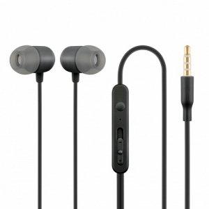 ACME Europe Słuchawki z mikrofonem douszne czarne HE21