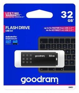 GOODRAM Pendrive UME3 32GB USB 3.0 Czarny