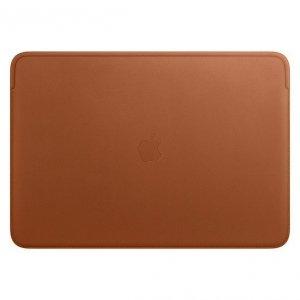Apple Skórzany futerał na 16-calowego MacBooka Pro - naturalny brąz