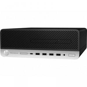 HP Inc. Komputer ProDesk 405 SFF G4 R3-2200G 256/8GB/DVD/W10P 9DN64EA