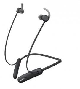 Sony Słuchawki WI-SP510 czarne