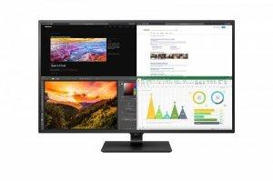 LG Electronics Monitor 43UN700-B 43  IPS 4K UHD HDR 10
