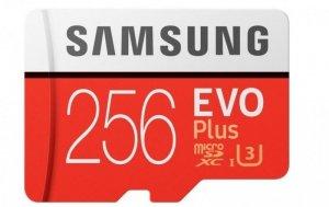 Samsung Karta pamięci MB-MC256HA/EU EVO+ mSD +Adapter