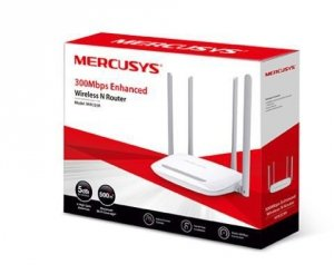 TP-LINK Router Mercusys MW325R WiFi N300 1xWAN 3xLAN