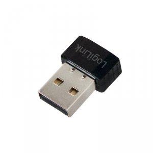 LogiLink Nano adapter WLAN 802.11ac , USB2.0