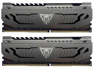 Patriot Pamięć DDR4 Viper Steel 16GB/3 600(2*8GB) Szara CL18