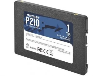 Patriot Dysk SSD 1TB P210 520/430 MB /s SATA III 2.5