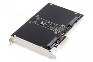Digitus Karta rozszerzeń (Kontroler) RAID 2x SATA III SSD/HDD PCIe 2.0 2.5 HDD/SSD