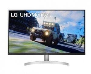 LG Electronics Monitor 32UN500-W 31.5 cala  4K UHD HDR 10 FreeSync