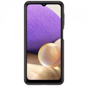 Samsung Etui Soft Clear Cover do A32 black