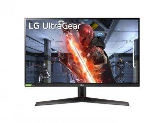 LG Electronics Monitor 27GN800-B UltraGear 27 cali IPS 1ms 144Hz HDR 10