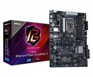 ASRock Płyta główna H570 Phantom Gaming 4 s1200 4DDR4 HDMI/DP ATX