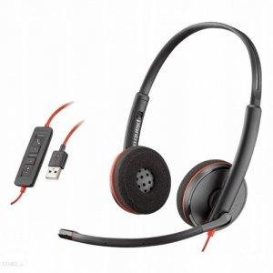 Plantronics Słuchawki Blackwire 3220 USB-A