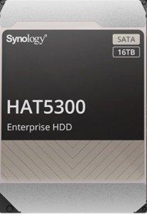 Synology Dysk HDD SATA 16TB HAT5300-16T 16TB SATA 7,2k 3,5' 512e
