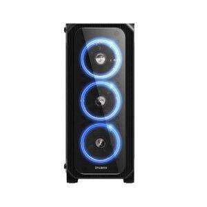 Zalman Obudowa Z7 NEO ATX Mid T ower RGB fan x4 TG