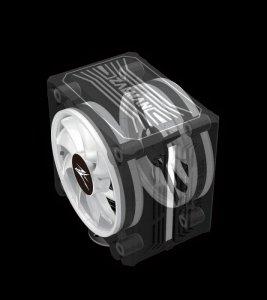 Zalman Wentylator CNPS16X Black CPU Cooler 120mm ARGB x2