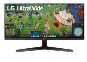 LG Electronics Monitor 29WP60G-B 29 cali Ultra Wide FHD HDR USB-C FreeSync