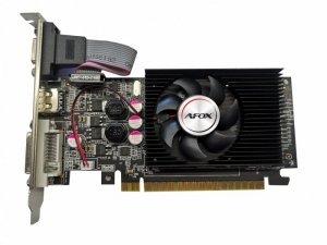 AFOX Karta graficzna - Geforce GT610 1GB DDR3 64Bit DVI HDMI VGA LP Fan L5