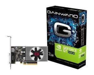 Gainward Karta graficzna GT 1030 2GB 64BIT GDDR4 DVI/HDMI