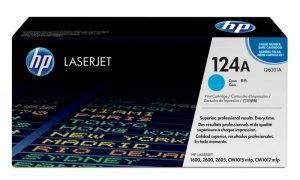 HP Inc. Toner Błękitny (Cyjan) 2k Q6001A