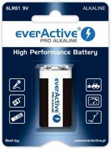 everActive Bateria R9/6LR61 9V blister 1 szt.